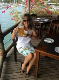 Octoberfest in Fiji for the thirsty passage sailors
