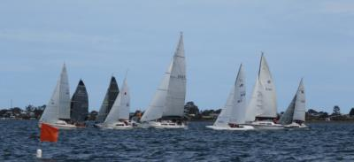 Div 2 start in the CG Drummond