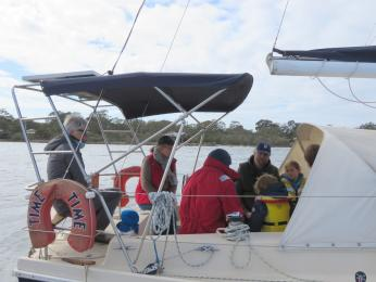 Time prepares to cast off with its cast of thousands on Discover Sailing Day