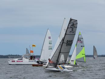 Divisions 1 and 3 head out in Sunday's Championship race on the 31st